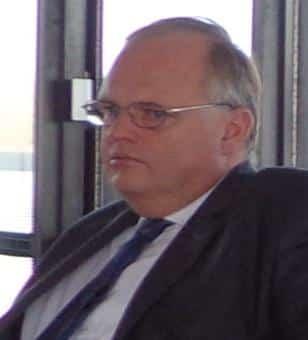 Von Kanzler Dr. Christian Blomeyer gibt es nur sehr selektive Auskünfte. Foto: Archiv