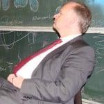 Ablehnung mit fadenscheiniger Begründung: Kanzler Dr. Christian Blomeyer. Foto: Archiv