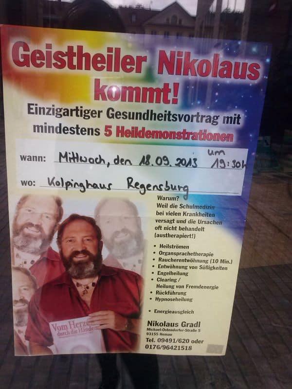Der Nikolaus kommt! (Foto: hb)