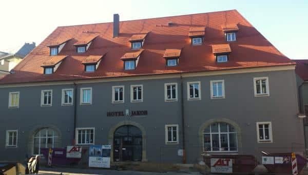 Die ehemalige Jakobswache wird ein Hotel. Genießt der Investor Vorzugsbehandlung?