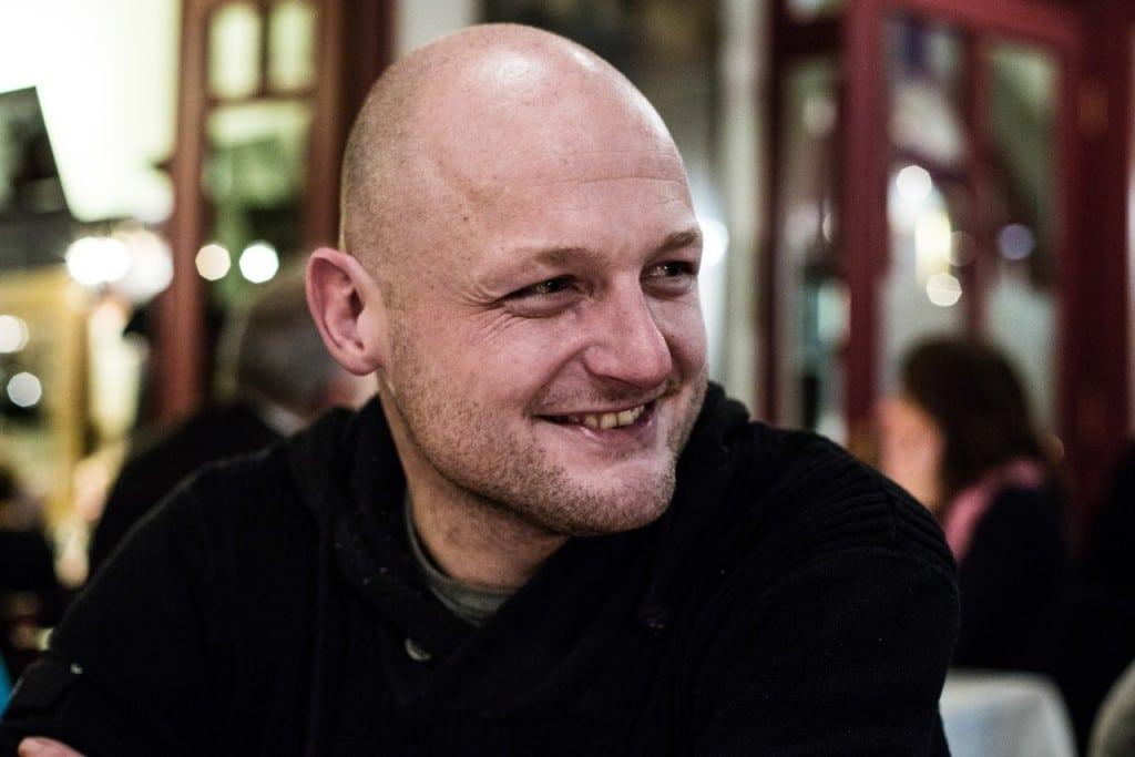 Stefan Aigner, Herausgeber und presserechtlich verantwortlicher Redakteur von Regensburg Digital. Foto: Hubert Lankes