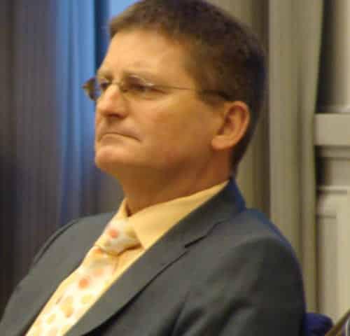 Der Herr über die städtischen Finanzen: Dieter Daminger. Foto: Archiv