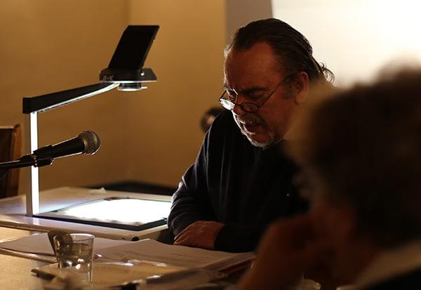 Lob, aber auch Kritik am Regensburger Sozialbericht: Prof. Dr. Ernst Kistler sprach im vollbesetzten Dollingersaal. (Fotos: Liese)