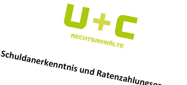Abmahnpost von U+C? Nichts unterschreiben, raten Regensburger Fachanwälte.