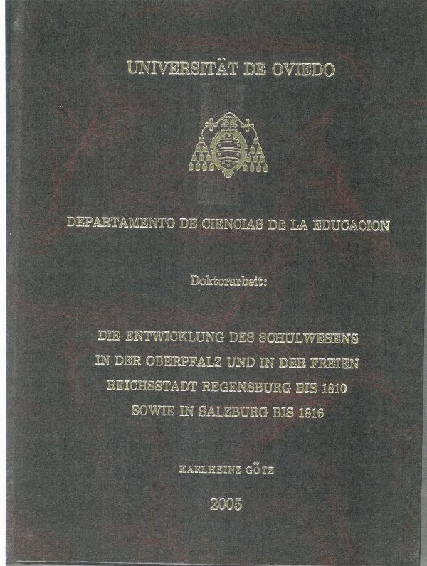 470 Seiten, Kunstleder, Goldrand und Siegel: Die Götz-Arbeit in der Nationalbibliothek.