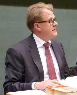 """""""Sicherheitswahn auf Kosten des Rechtsstaats."""" Dr. Jan Bockemühl."""