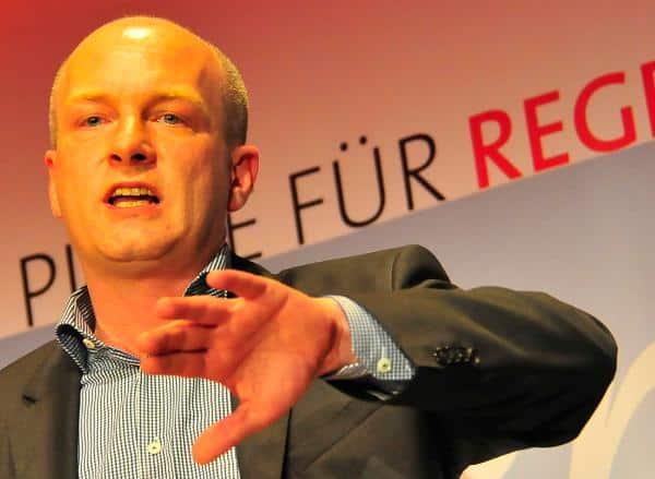 """""""Das ich gelkogen habe, ist gelogen"""", sagt Joachim Wolbergs. Foto: Archiv/ Staudinger"""