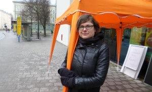 Hatte die bunte Koalition vorzeitig verlassen und erntete viel Kritik: Tina Lorenz. Foto: Archiv