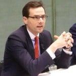 """Bezeichnet die Wahlkampffinanzierung der Regensburger SPD als """"illegal"""": der Strafrechtler Tonio Walter. Foto: Archiv/ as"""