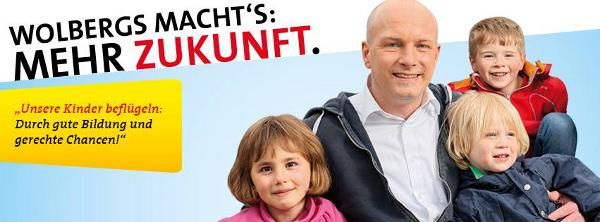 Wolbergs Werbung