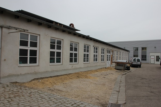 So sieht Neuland aus: Der bevorzugte Coworking-Space im Stadtosten. Foto: Coworking Regensburg