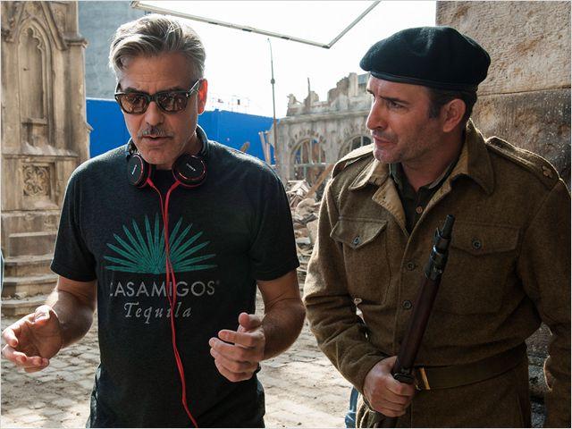 George Clooney führte bei seinem neuen Film Regie und spielte die Hauptrolle. Fotos: Twentieth Century Fox.