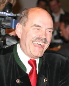 Musste doch nicht als Zeuge erscheinen: Hans Schaidinger. Foto: Archiv/ Schaidinger