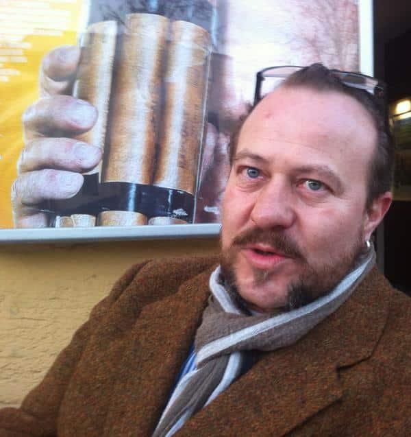 """""""Halt endlich Dein dummes Maul."""" Tom Oberberger über den Umgangston in der CSB."""
