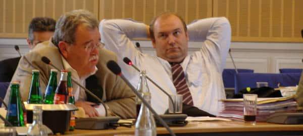 In den letzten sechs Jahren machte Hermann Vanino vor allem als Kritiker von Hans Schaidinger und Christian Schlegl von sich reden. Er strengte auch eine Klage gegen die CSU-Fraktion an. Jetzt wird er deren Vorsitzender. Foto: Archiv