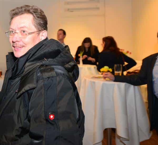 Herbe Enttäuschung: Richard Spieß. Foto: Staudinger