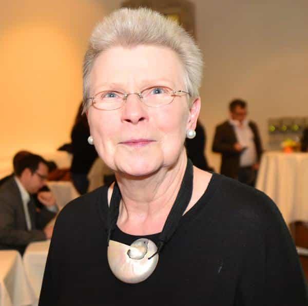 """Christa Meier: """"Ich will mich nicht in den Vordergrund drängen."""" Foto: Archiv/ Staudinger"""