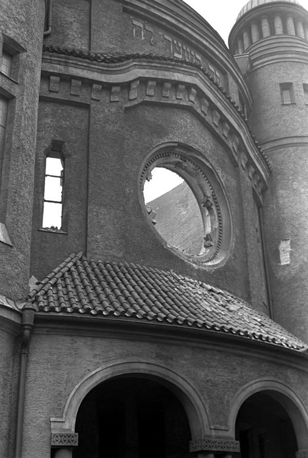 Regensburg: 75 Jahre nach der Zerstörung in der Reichspogromnacht plant die Jüdische Gemeinde den Bau einer neuen Synagoge.