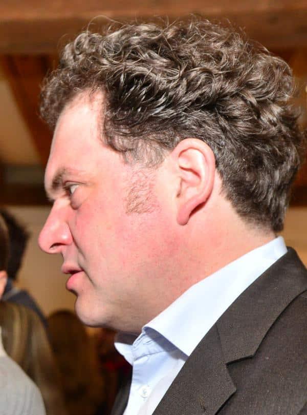Noch im Gespräch: Die FDP mit Fraktionschef Meierhofer. Foto: Staudinger