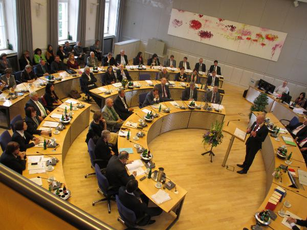 Plenum Stadtrat