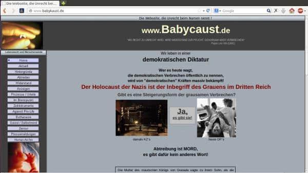 babycaust.de