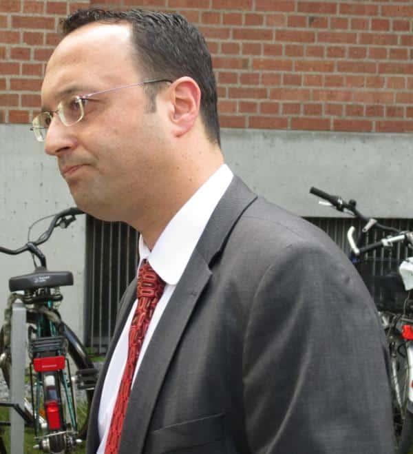 """Rechtsanwalt Adam Ahmed: """"Wir denken über einen Wiederaufnahmeantrag nach."""""""