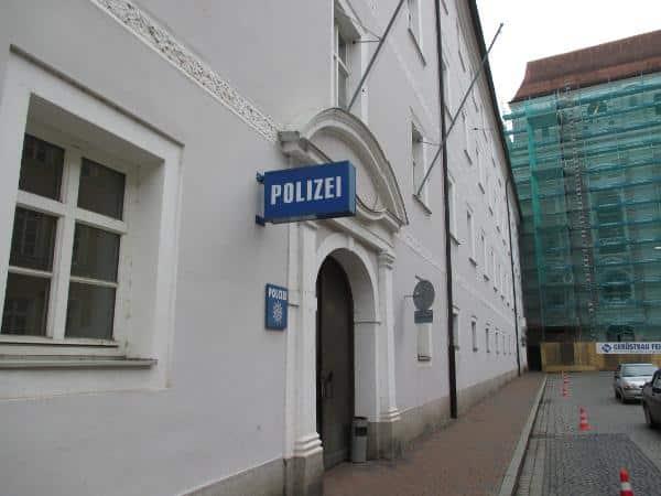 Auf der Altstadwache der Landshuter Polizei kam es im Mai 2013 zur Eskalation.