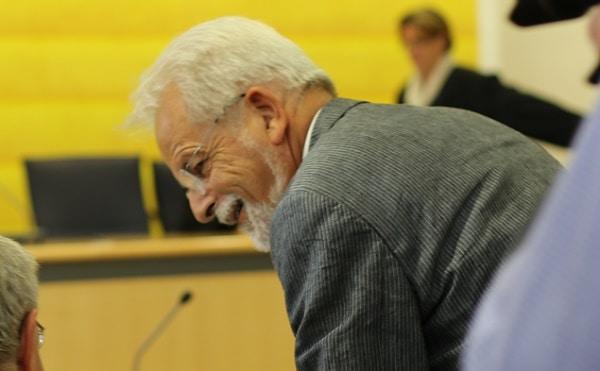 Norbert Nedopil hält Mollath weder für wahnkrank noch gefährlich. Zumindest heute. Foto: ld