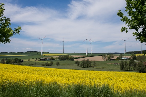 Windpark Töpen (1)