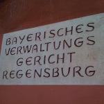 Die 3. Kammer des Verwaltungsgerichts Regensburg verhandelte den Fall. Foto: Archiv