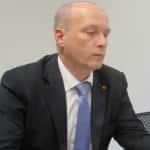 """Lässt die Vorwürfe gegen Regensburg Haber derzeit """"verwaltungsintern prüfen"""": Oberbürgermeister Joachim Wolbergs. Foto: Archiv"""