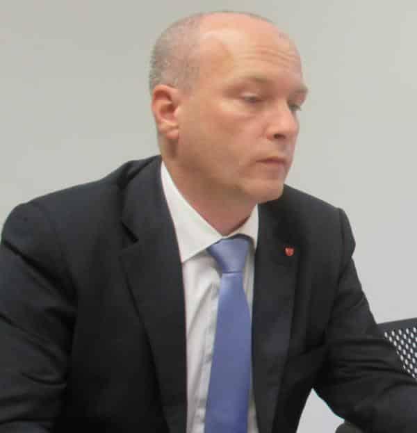 """""""Erbärmliche Argumente"""". Mit der CSU ging Wolbergs hart ins Gericht. Foto: Archiv"""