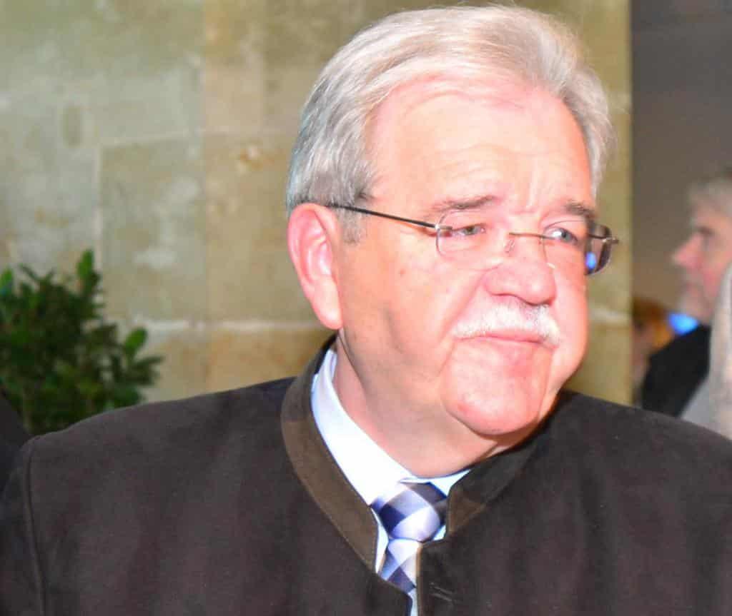 """CSU-Fraktionschef Vanino: """"Der Oberbürgermeister wirft mit Nebelkerzen, um seine eigene Verantwortung zu verschleiern."""" Foto: Archiv/ Staudinger"""