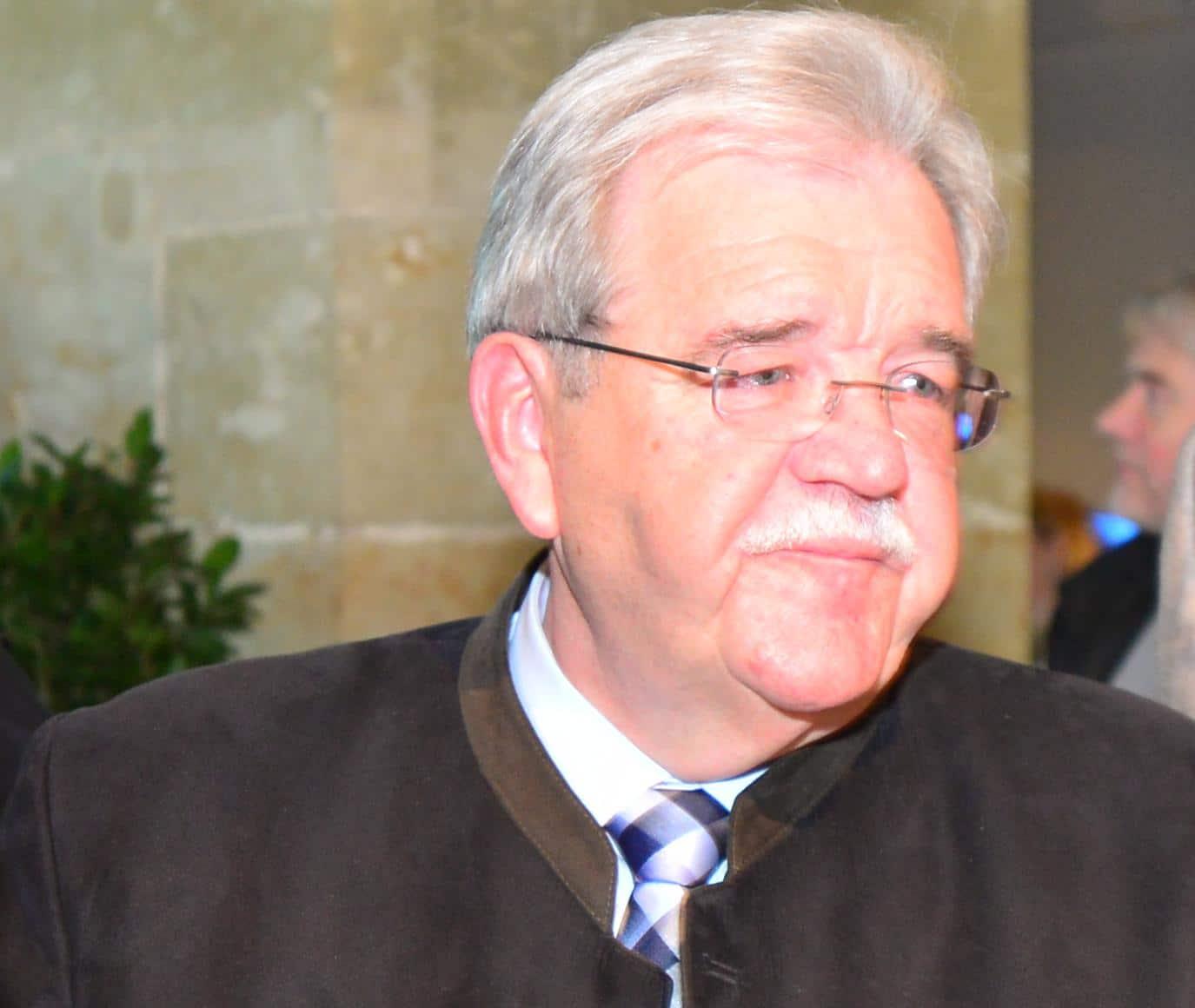 CSU-Fraktionschef Vanino: Nachlegen statt entschuldigen. Foto: Archiv/ Staudinger