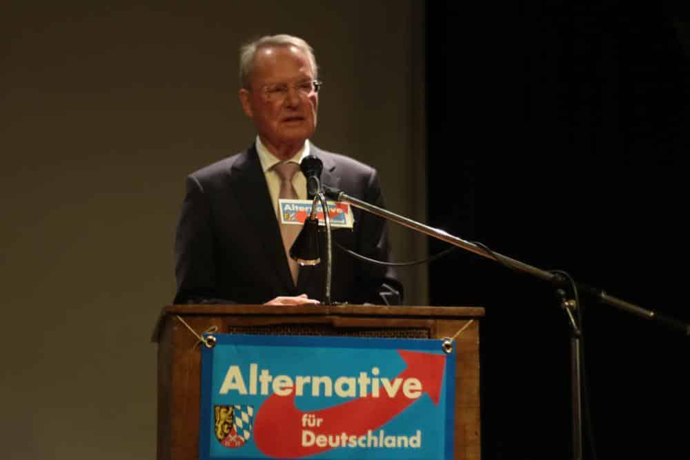 """""""Da bin ich linker als die Grünen."""" Foto: Liese"""