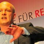 Greift den Kreisverband der Grünen scharf an: OB Wolbergs. Foto: Archiv/ Staudinger