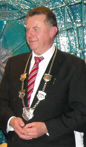 War zwölf Jahre Bürgermeister von Wenzenbach: Josef Schmid. Foto: Ostbayern-Kurier