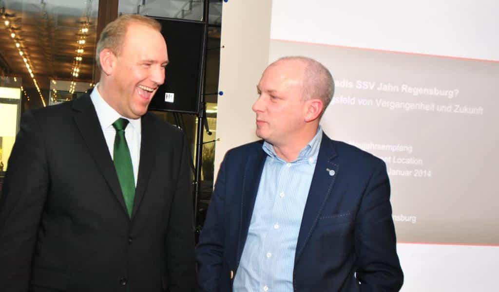 """""""Aber die anderen machen das doch auch?"""" Christian Schlegl wehrt sich gegen Vorwürfe, bei seinem Wahlkampf habe es ähnliche Praktiken gegen wie bei der SPD. Foto: Archiv/ Staudinger"""
