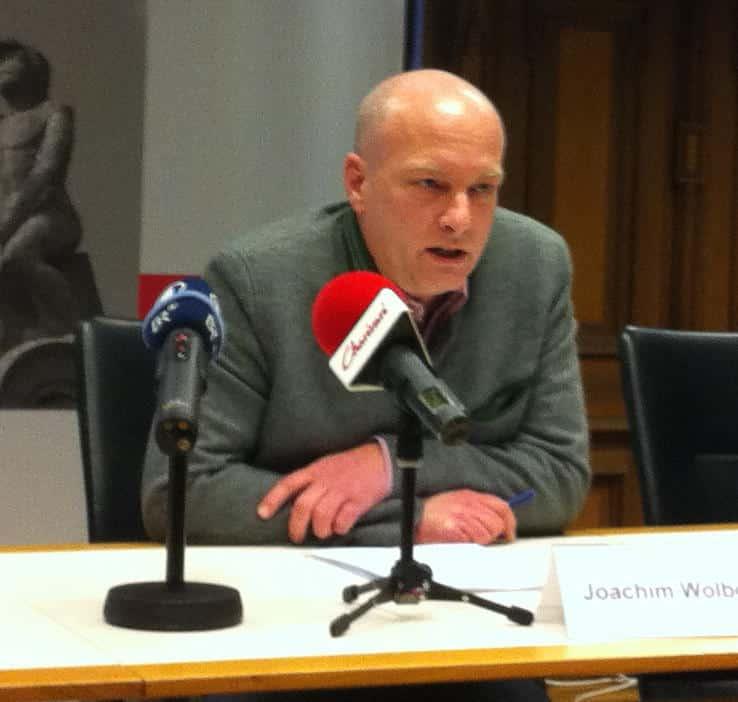OB Wolbergs lädt Pressekonferenz am Dienstag. Foto: Archiv