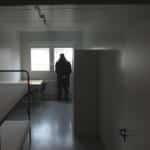 Übergangslösung zu Luxuspreisen: Innenansicht eines Wohncontainers. Foto: Archiv/ as