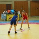 Kampf um Kampf zum großen Ziel: Heidi träumt von einer Teilnahme bei den Olympischen Spielen. Fotos: privat