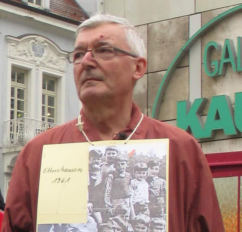"""Georg Auer wandte sich 2006 zum ersten Mal an das Bistum. Acht Jahre später will man plötzlich seinen Fall """"neu aufrollen"""". Foto: Archiv"""
