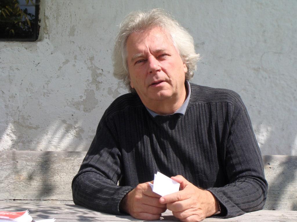 Hartmut Wächtler ist der neue Mann im Strafverteidiger-Team von Volker Tretzel.  Foto: Archiv