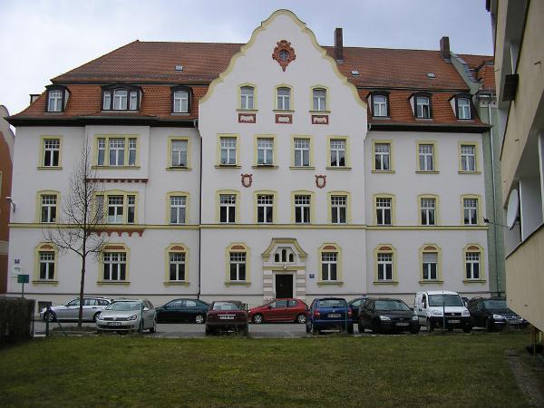 Die ehemalige Dompräbende in der Orleansstraße 2a. Foto: Werner