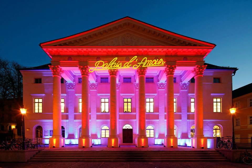 Das Palais in neuem Glanz: Ein besonderes Thema soll die Musik sein. Foto: Stadt Regensburg