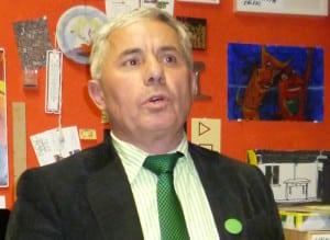 Appelierte an die fürstliche Größe vergangener Tage: Bürgermeister Jürgen Huber. Foto: Archiv