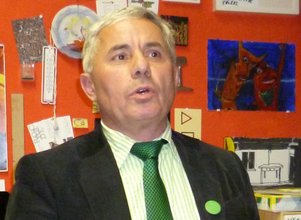 Äußert sich als einziger Bürgermeister: Jürgen Huber. Foto: Archiv/ as