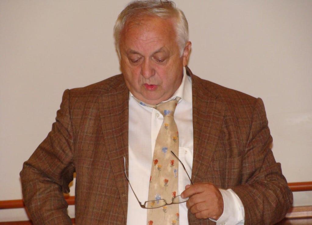 Bekommt jetzt Gegenwind von der Klinikleitung: Norbert Hartl. Foto: Archiv