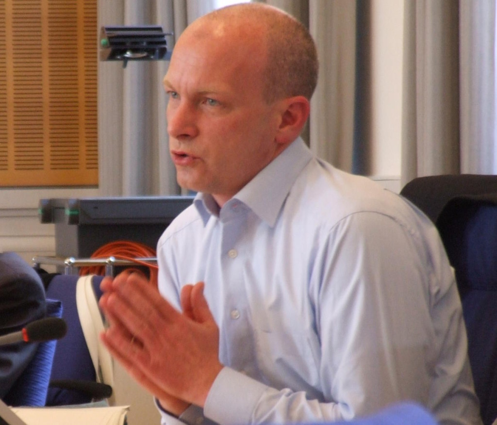 """Erste Bitte von Wolbergs an die CSU: """"Provoziert mich nicht."""" Foto: Archiv"""