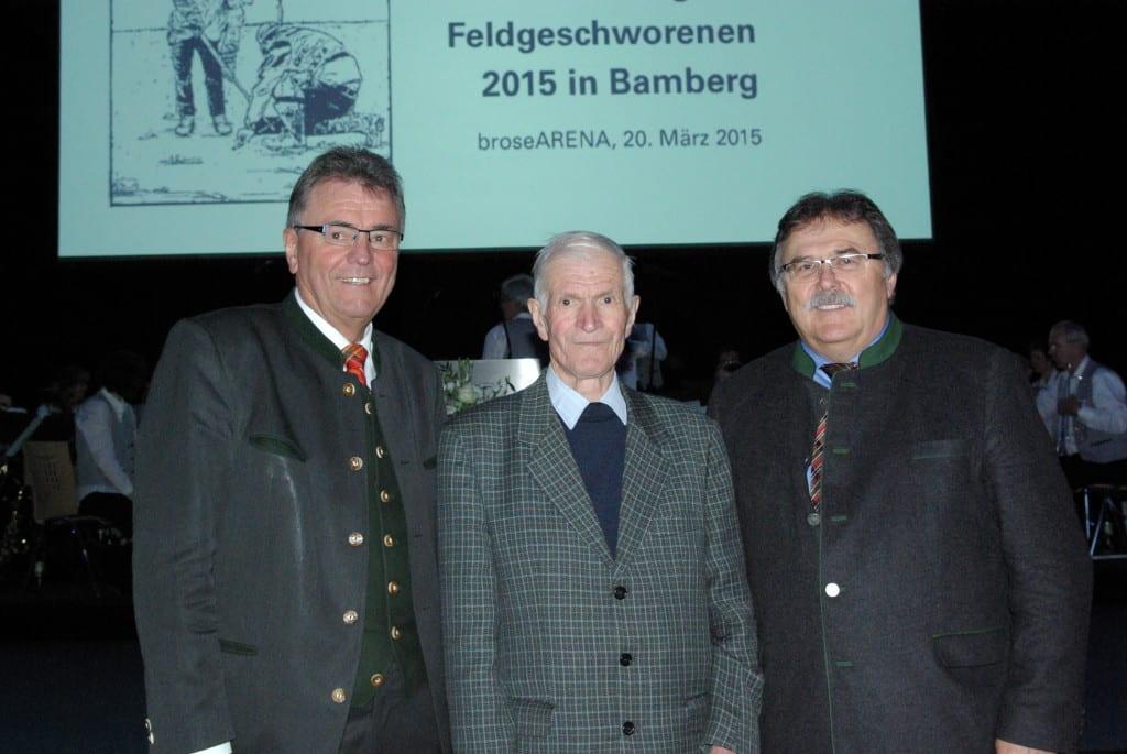 Feldgeschworener Josef Scherübl